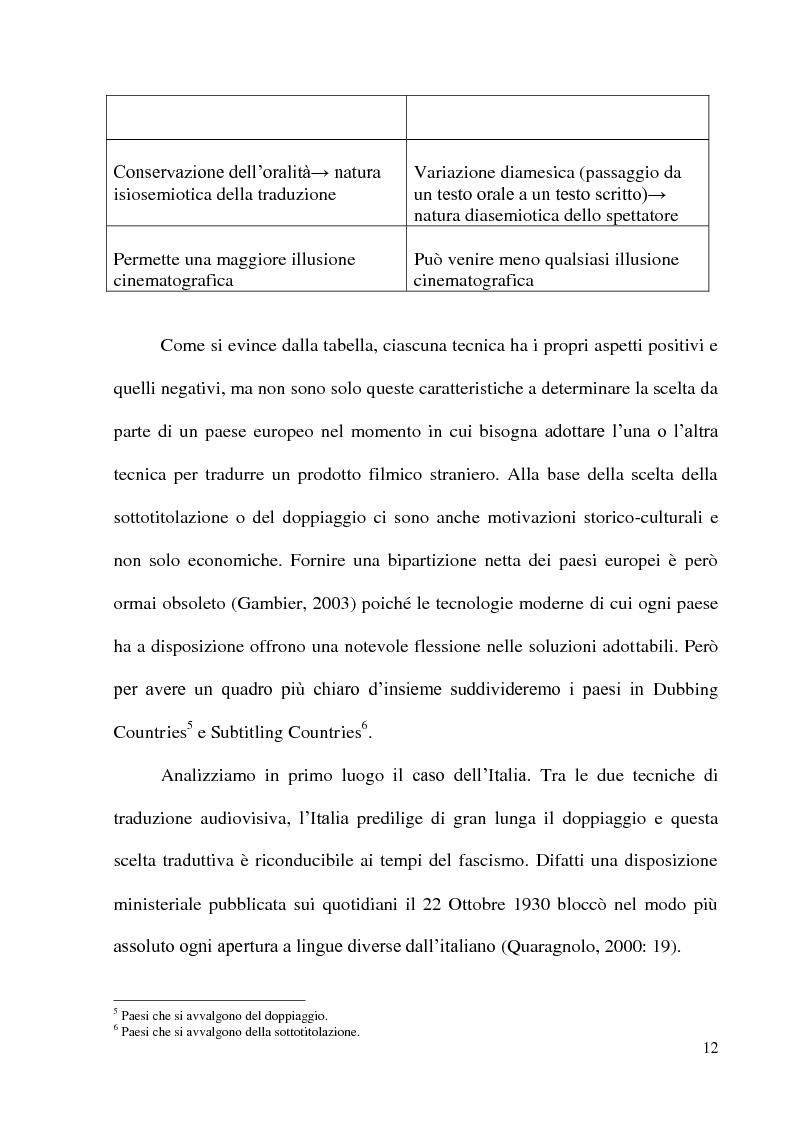 """Anteprima della tesi: Traduzione e sottotitolazione di un episodio della serie televisiva """"Aquì no hay quien viva: Erase una de miedo'', Pagina 10"""