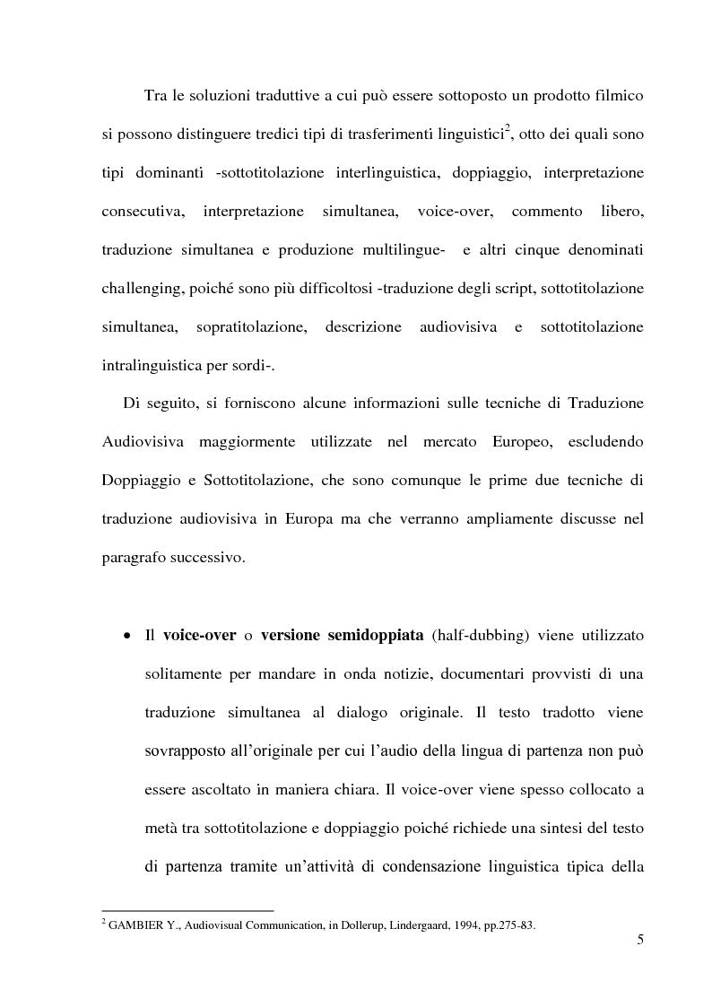 """Anteprima della tesi: Traduzione e sottotitolazione di un episodio della serie televisiva """"Aquì no hay quien viva: Erase una de miedo'', Pagina 3"""