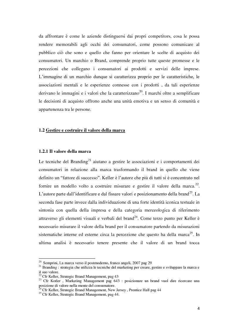 Anteprima della tesi: Internal Branding, Pagina 5