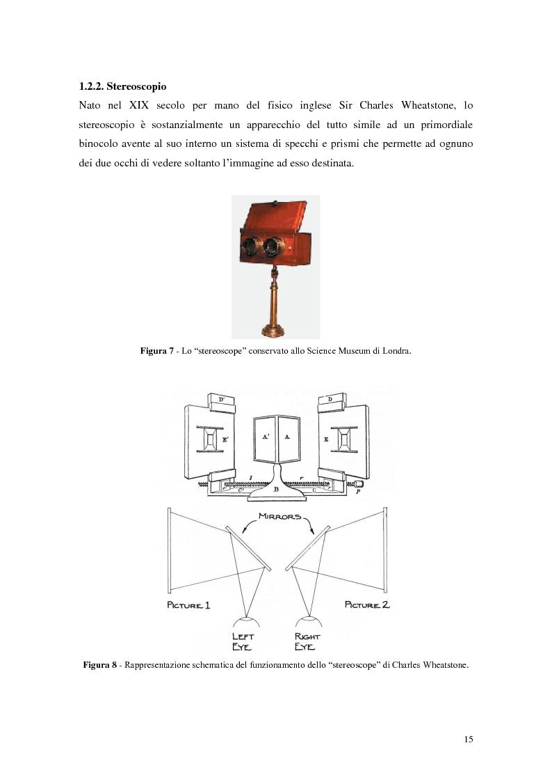 Stereoscopio nato nel xix secolo per mano del fisico - Stereoscopio a specchi ...