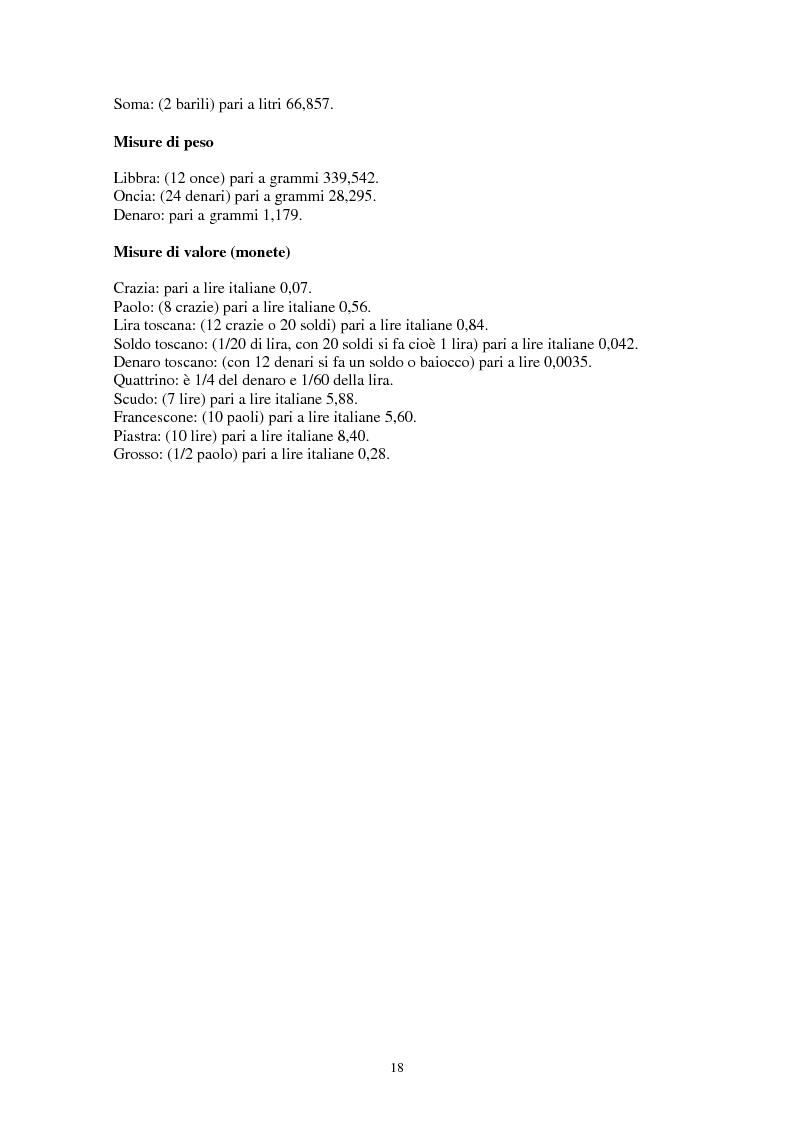 Anteprima della tesi: L'Amiata tra '600 e '800 - Una vicenda geostorica, Pagina 13