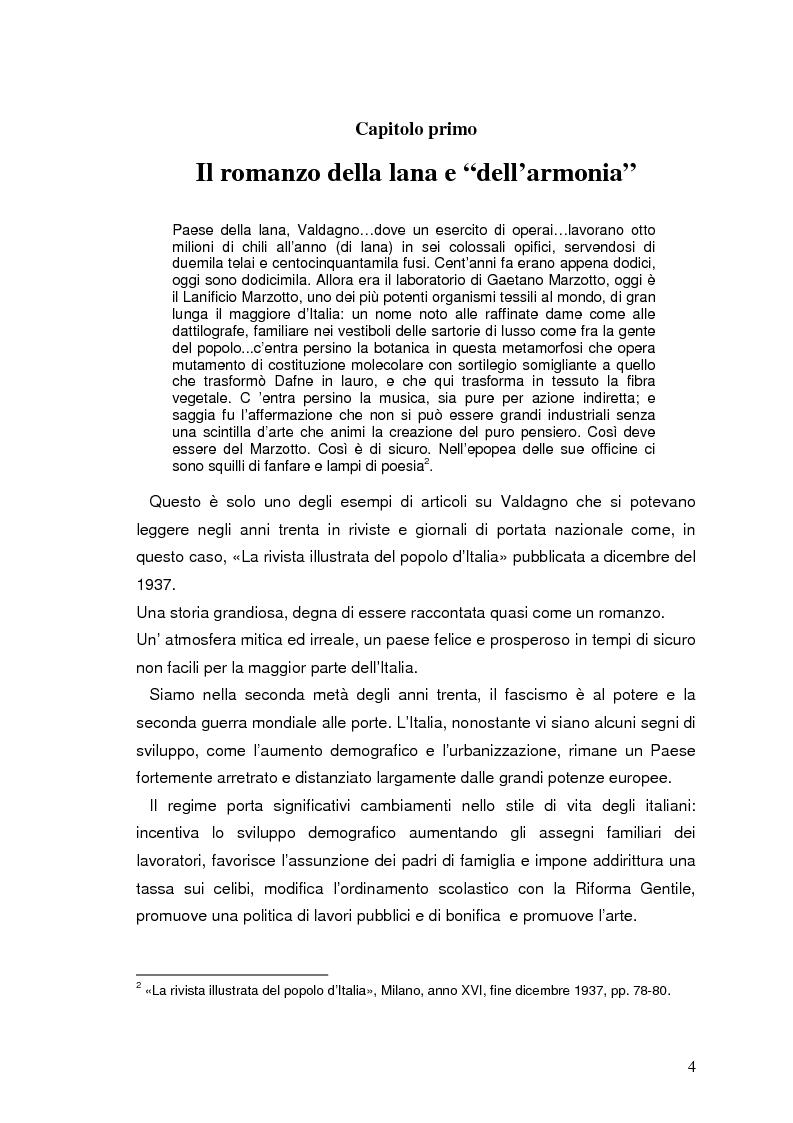 Anteprima della tesi: Storia e documentazione del Teatro Impero poi Rivoli in Valdagno (1937-1981), Pagina 4