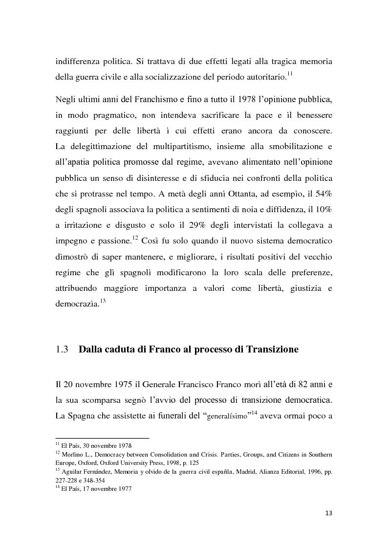 Anteprima della tesi: Caratteri e dinamiche dello sviluppo economico spagnolo dopo Franco attraverso El Pais, Pagina 11