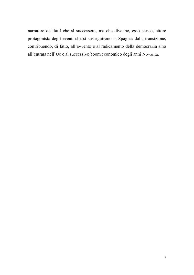 Anteprima della tesi: Caratteri e dinamiche dello sviluppo economico spagnolo dopo Franco attraverso El Pais, Pagina 5