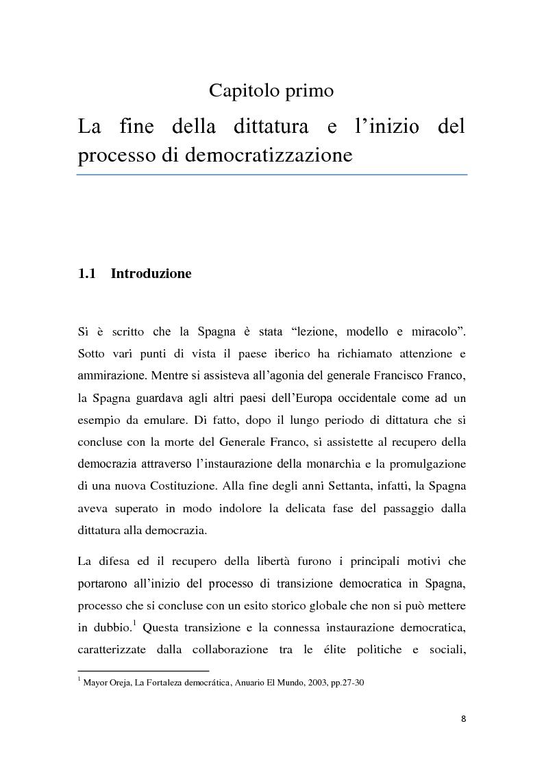 Anteprima della tesi: Caratteri e dinamiche dello sviluppo economico spagnolo dopo Franco attraverso El Pais, Pagina 6