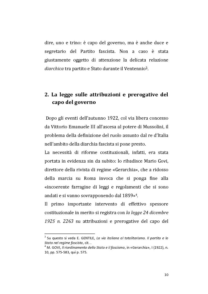 Anteprima della tesi: Vittorio Emanuele III e Mussolini: una diarchia tra apparenti successi e contrasti nascosti. La questione balcanica., Pagina 8