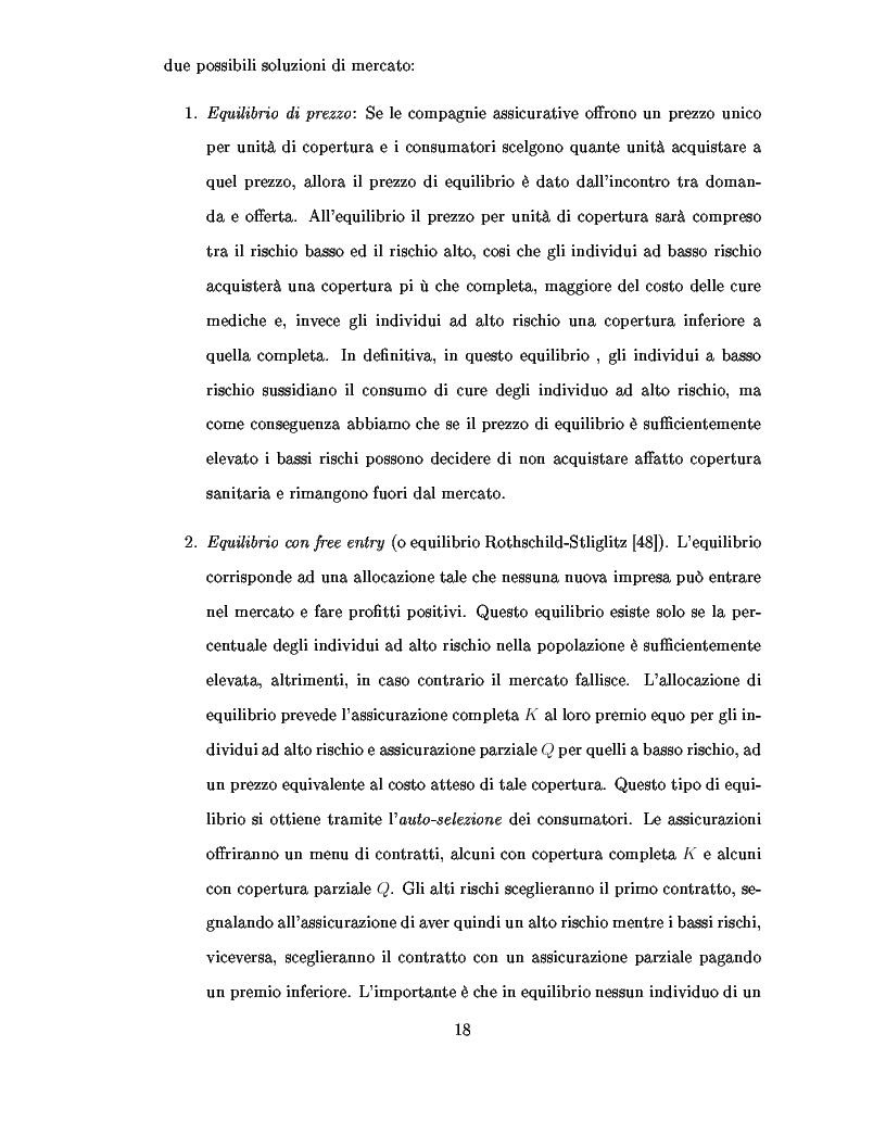 Anteprima della tesi: Metodi d'ottimizzazione Stocastica d'Assicurazione Sanitaria Processi di Levy, Pagina 12