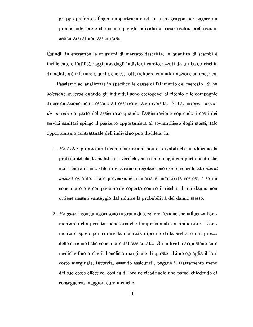 Anteprima della tesi: Metodi d'ottimizzazione Stocastica d'Assicurazione Sanitaria Processi di Levy, Pagina 13