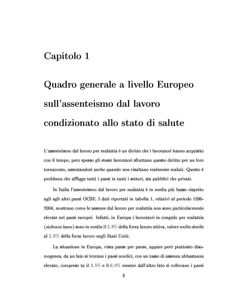 Anteprima della tesi: Metodi d'ottimizzazione Stocastica d'Assicurazione Sanitaria Processi di Levy, Pagina 2
