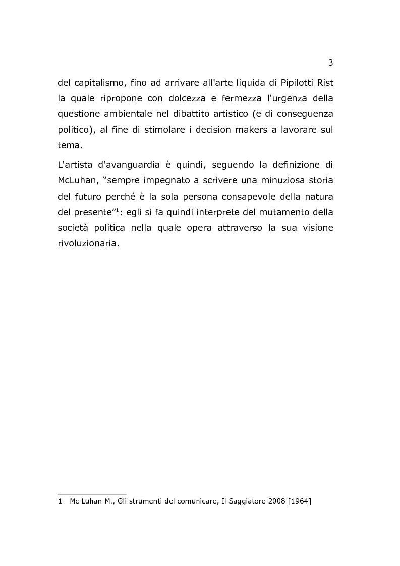 Anteprima della tesi: Arte e Società, Pagina 4