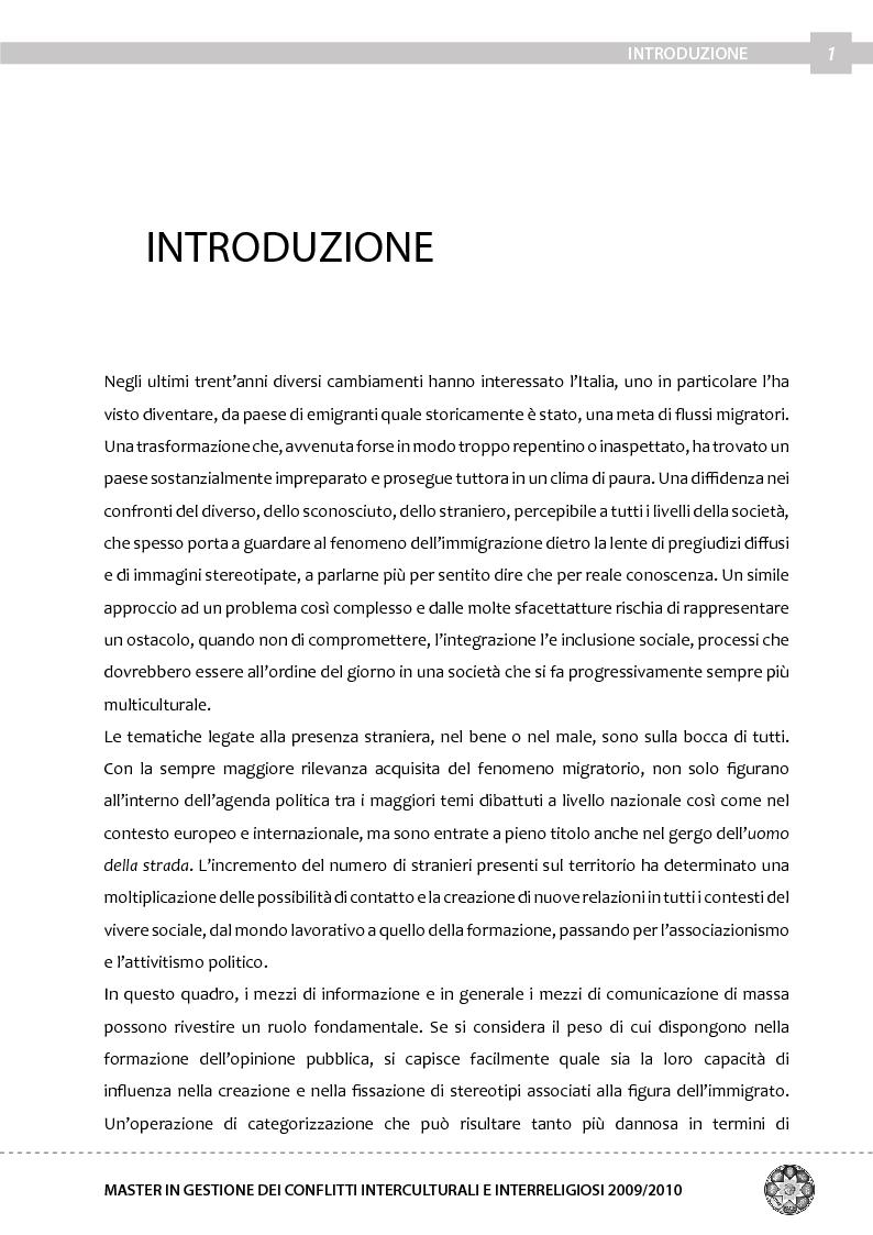 Anteprima della tesi: Nevipe: i Rom e la stampa locale pisana, Pagina 2