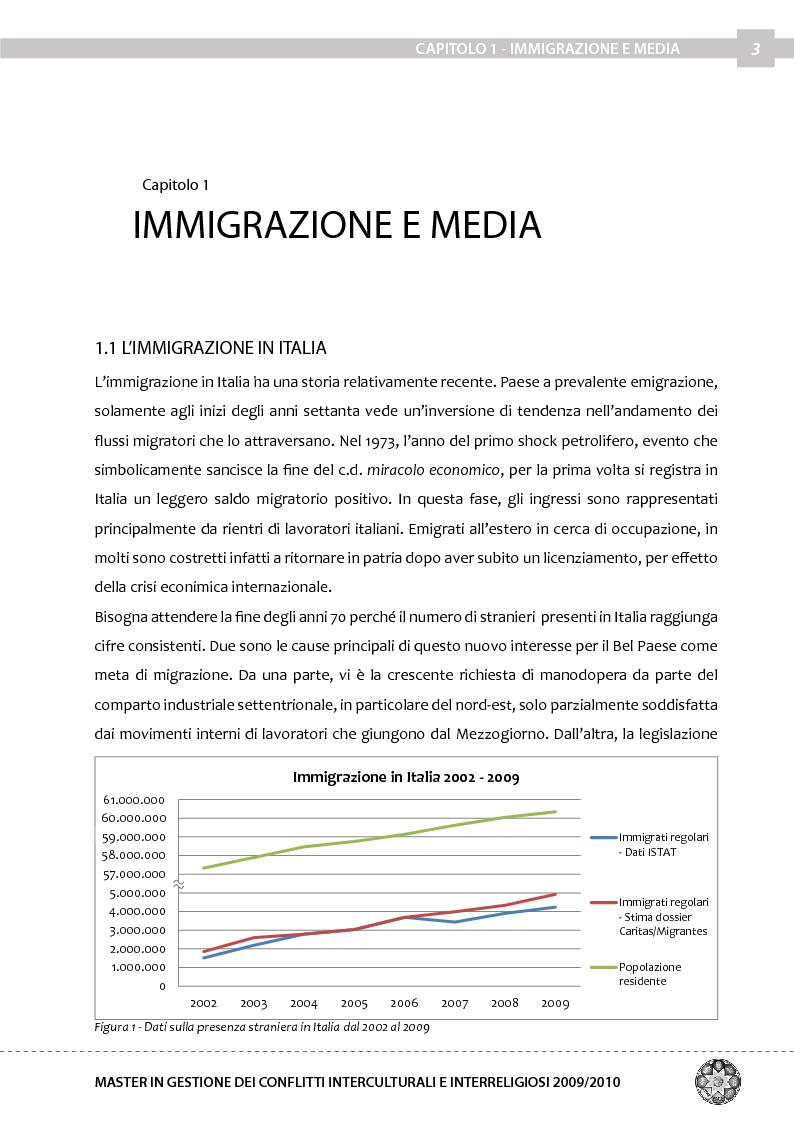 Anteprima della tesi: Nevipe: i Rom e la stampa locale pisana, Pagina 4