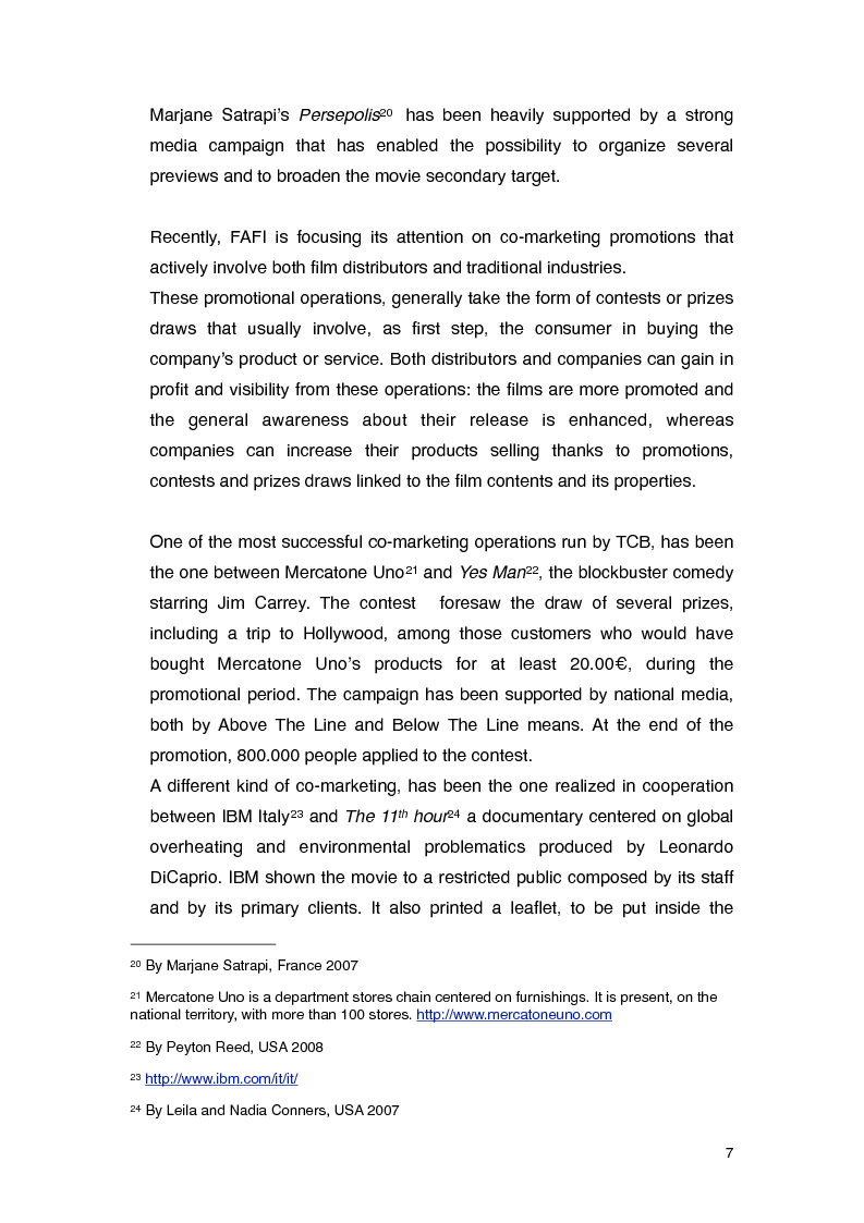 Anteprima della tesi: Entrepreneurial Experience and Internationalization in Creative Industries: The Culture Business Case Study, Pagina 8