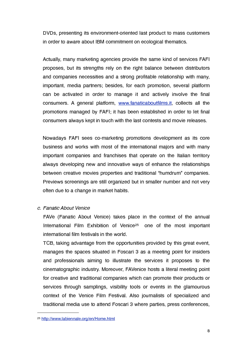 Anteprima della tesi: Entrepreneurial Experience and Internationalization in Creative Industries: The Culture Business Case Study, Pagina 9