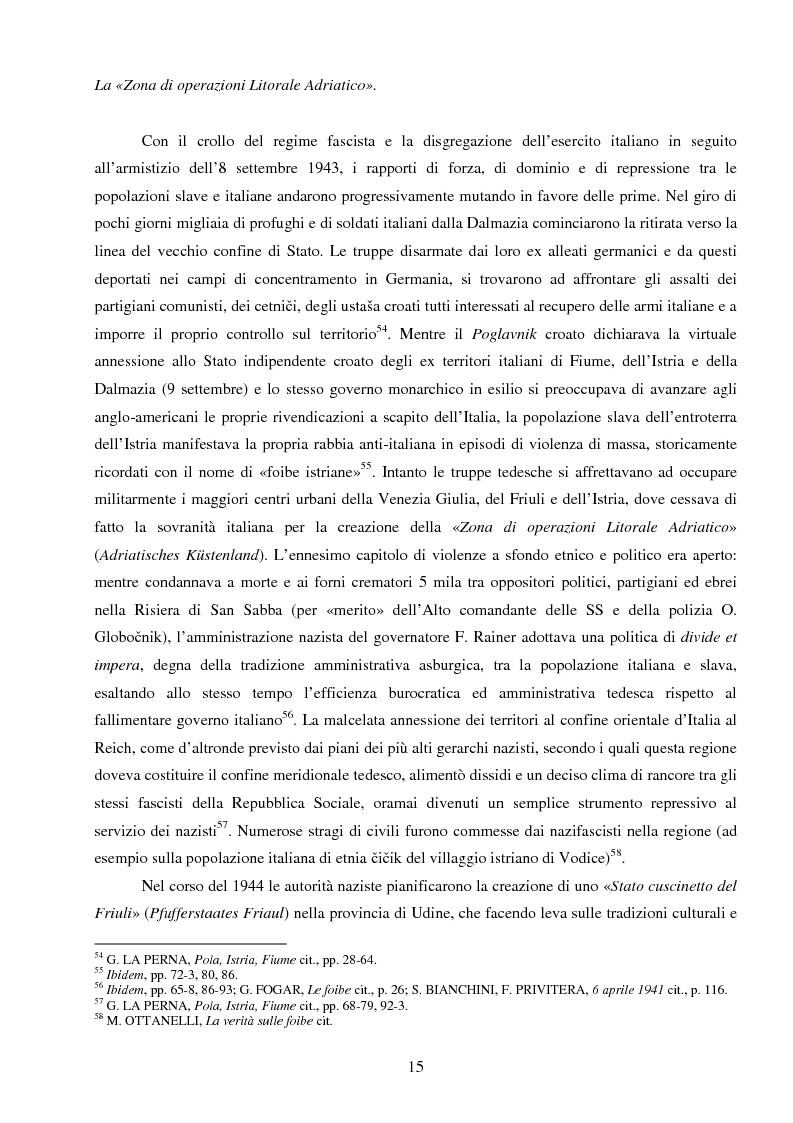 Anteprima della tesi: La Jugoslavia dal 1941 al 2000: tra esodi, scontri etnici e movimenti di popolazione, Pagina 12