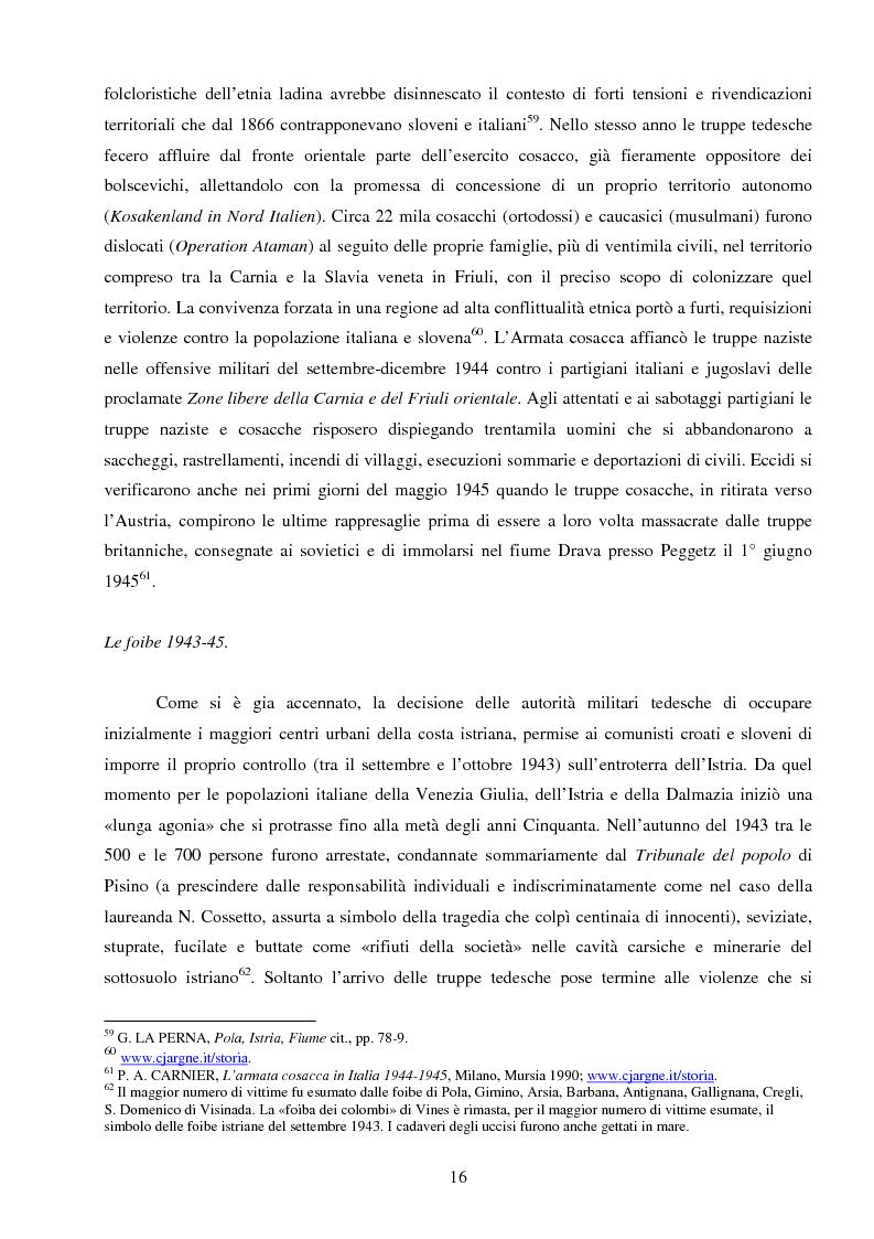 Anteprima della tesi: La Jugoslavia dal 1941 al 2000: tra esodi, scontri etnici e movimenti di popolazione, Pagina 13