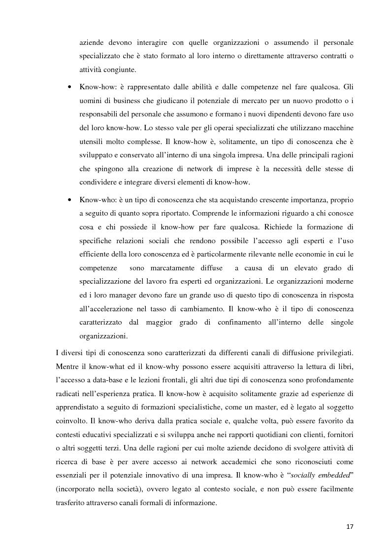 Anteprima della tesi: Verso la definizione di un nuovo modello di trasferimento tecnologico per le Università Italiane: dalla gestione dell'IPR al Marketing della Ricerca. Esperienze a confronto, Pagina 11