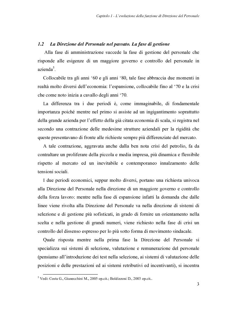 Anteprima della tesi: Le nuove frontiere nella motivazione delle risorse umane: il progetto People Care nel caso Nokia-Eudaimon, Pagina 11