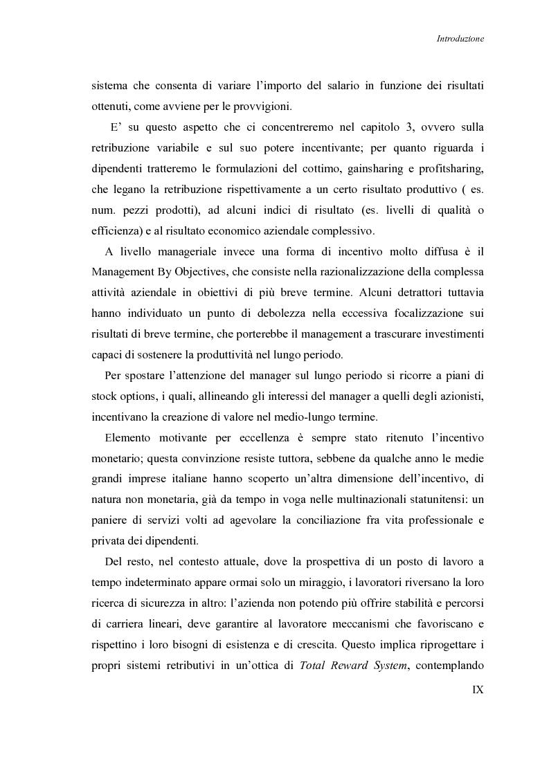 Anteprima della tesi: Le nuove frontiere nella motivazione delle risorse umane: il progetto People Care nel caso Nokia-Eudaimon, Pagina 6