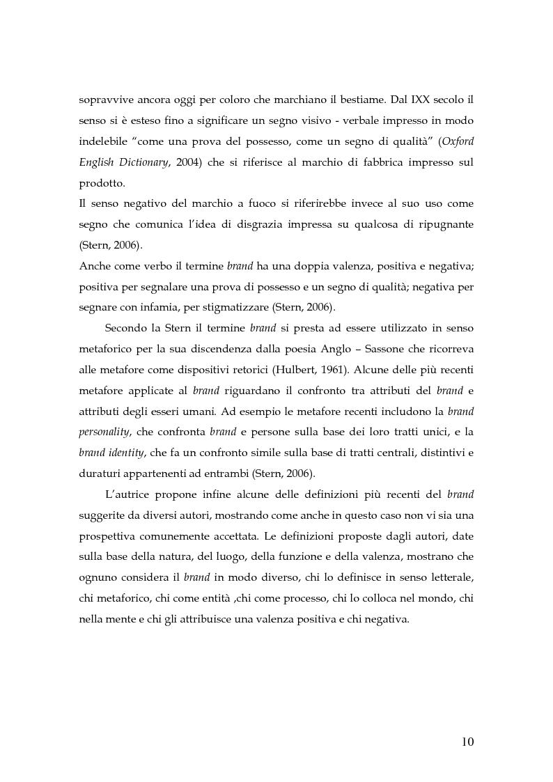 Anteprima della tesi: Valori e Comportamento di Consumo: il Caso Linux e Windows, Pagina 5