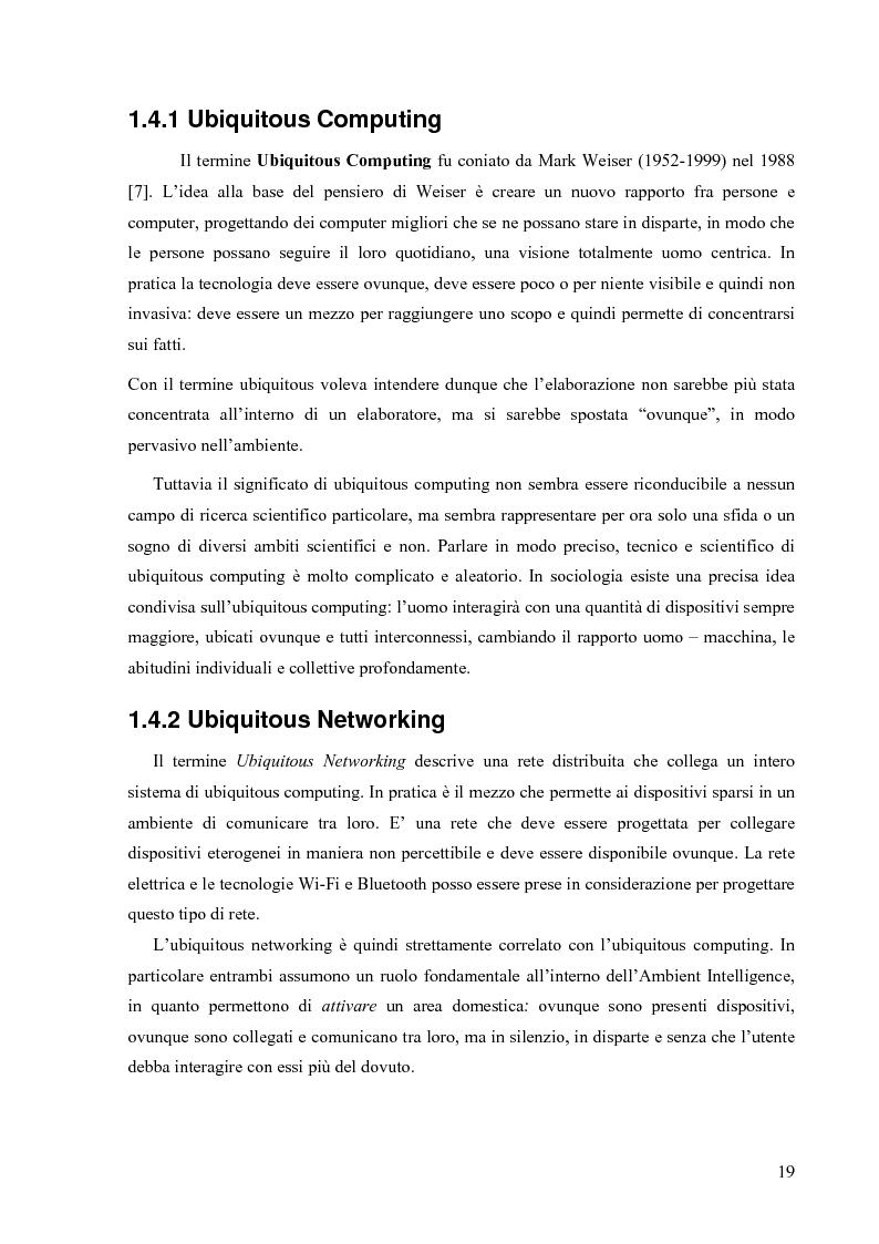Anteprima della tesi: Un Framework Semantico per il Deployment di Ubiquitous Fuzzy Services, Pagina 14