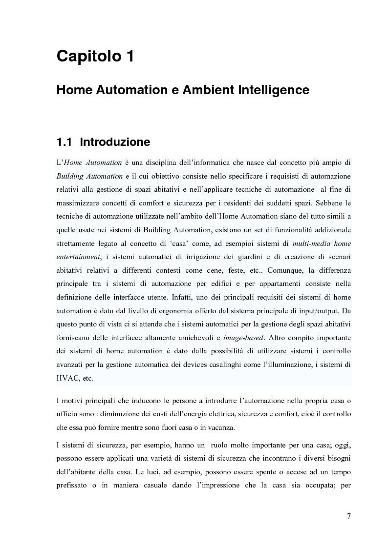 Anteprima della tesi: Un Framework Semantico per il Deployment di Ubiquitous Fuzzy Services, Pagina 2