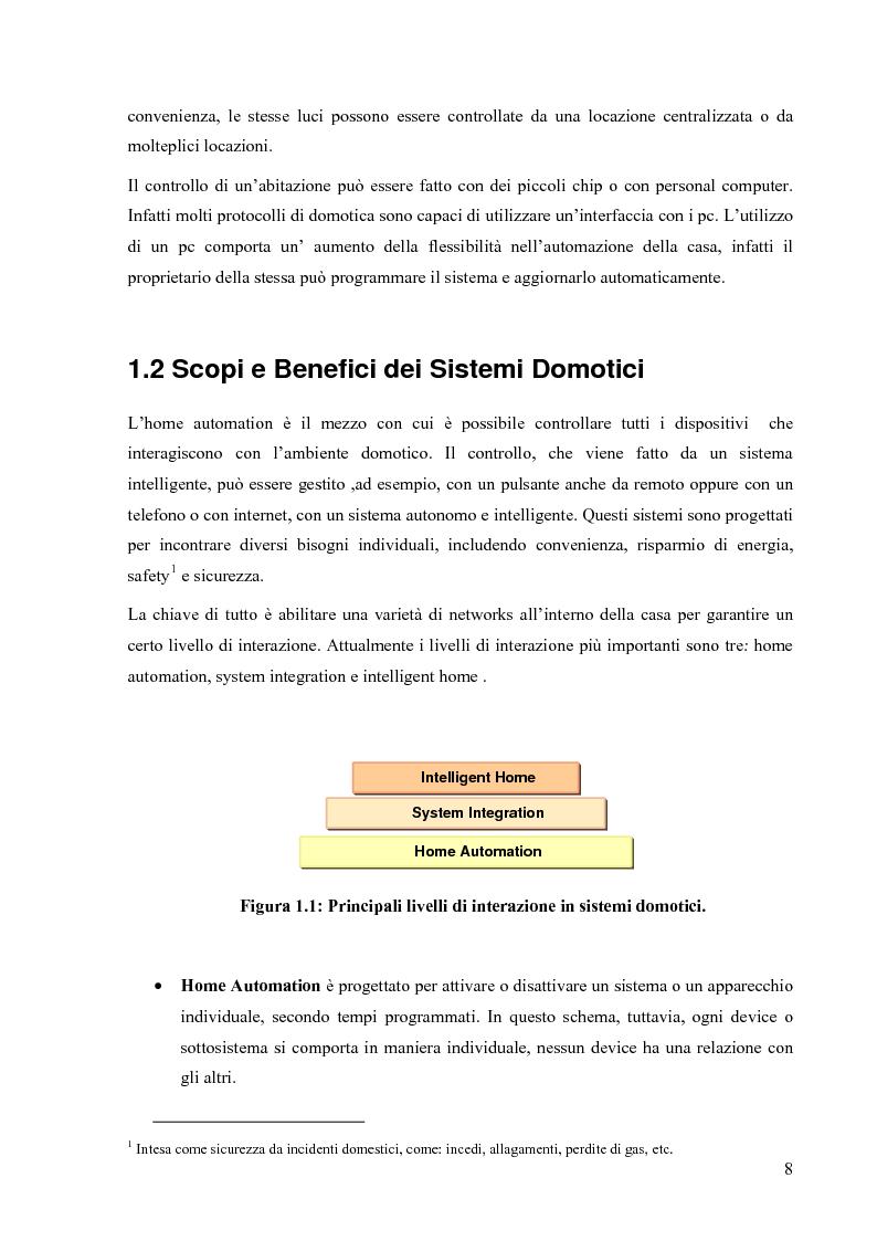 Anteprima della tesi: Un Framework Semantico per il Deployment di Ubiquitous Fuzzy Services, Pagina 3