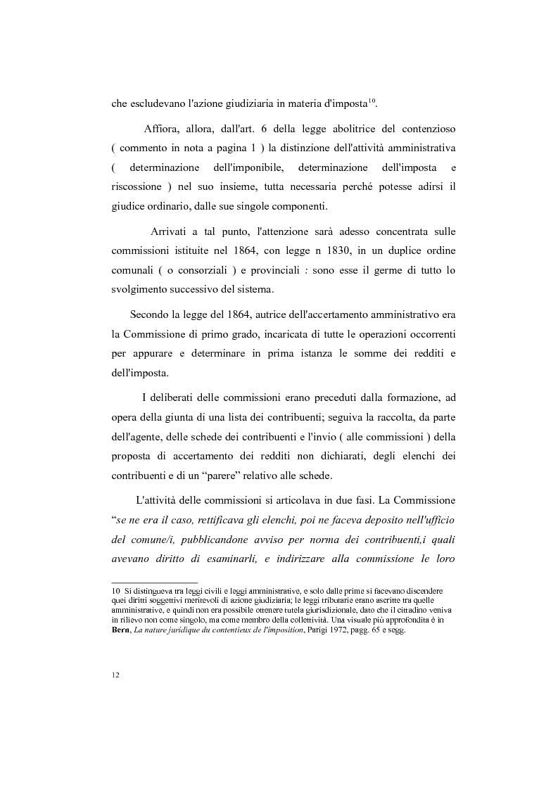 Anteprima della tesi: Il processo tributario: in particolare il Giudice Tributario., Pagina 8