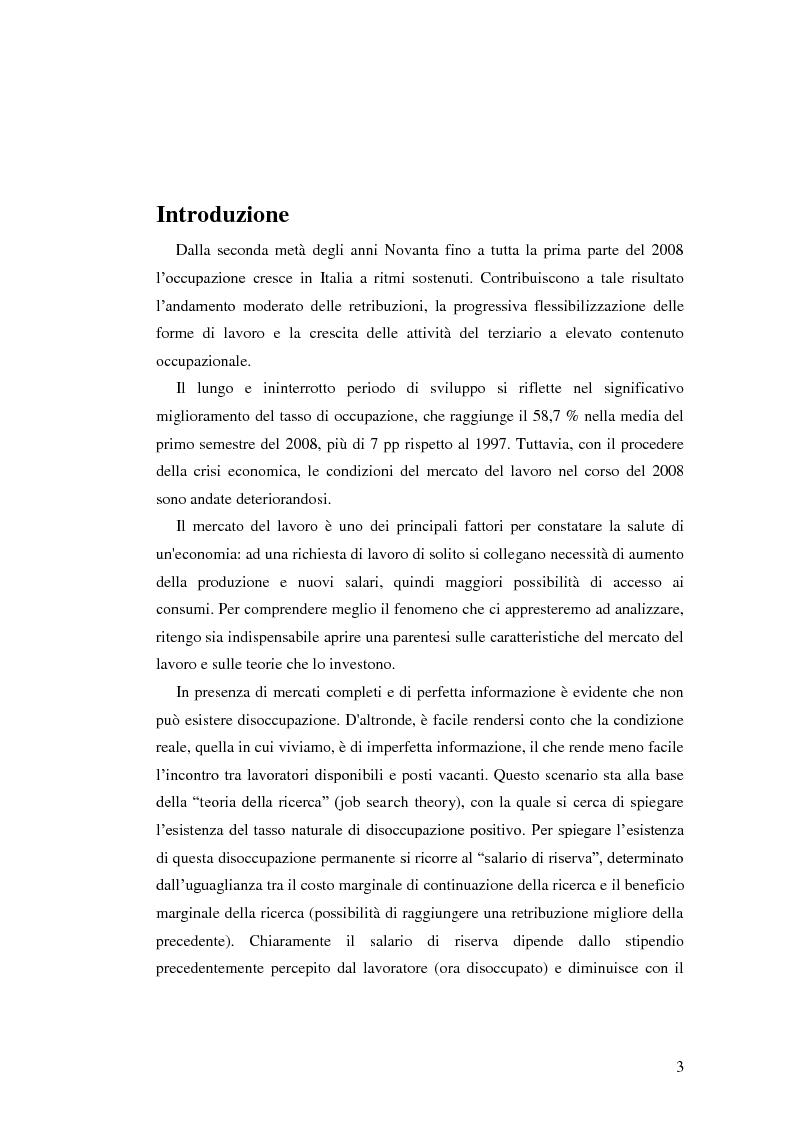 Anteprima della tesi: La diffusione dei contratti atipici: costi e benefici, Pagina 2