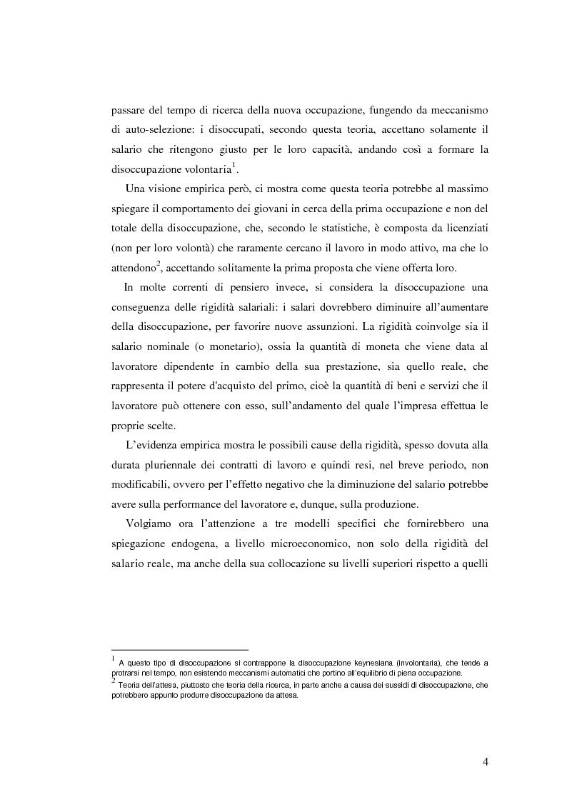 Anteprima della tesi: La diffusione dei contratti atipici: costi e benefici, Pagina 3