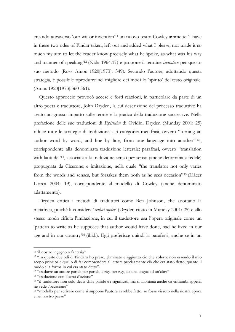 """Anteprima della tesi: Scienza della traduzione e arte del doppiaggio. Analisi contrastiva dell'adattamento italiano per la pellicola """"Los abrazos rotos"""" di Pedro Almodóvar, Pagina 11"""