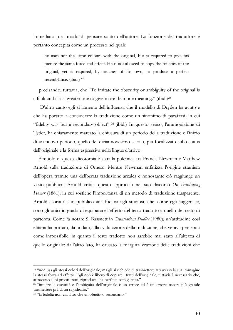 """Anteprima della tesi: Scienza della traduzione e arte del doppiaggio. Analisi contrastiva dell'adattamento italiano per la pellicola """"Los abrazos rotos"""" di Pedro Almodóvar, Pagina 14"""