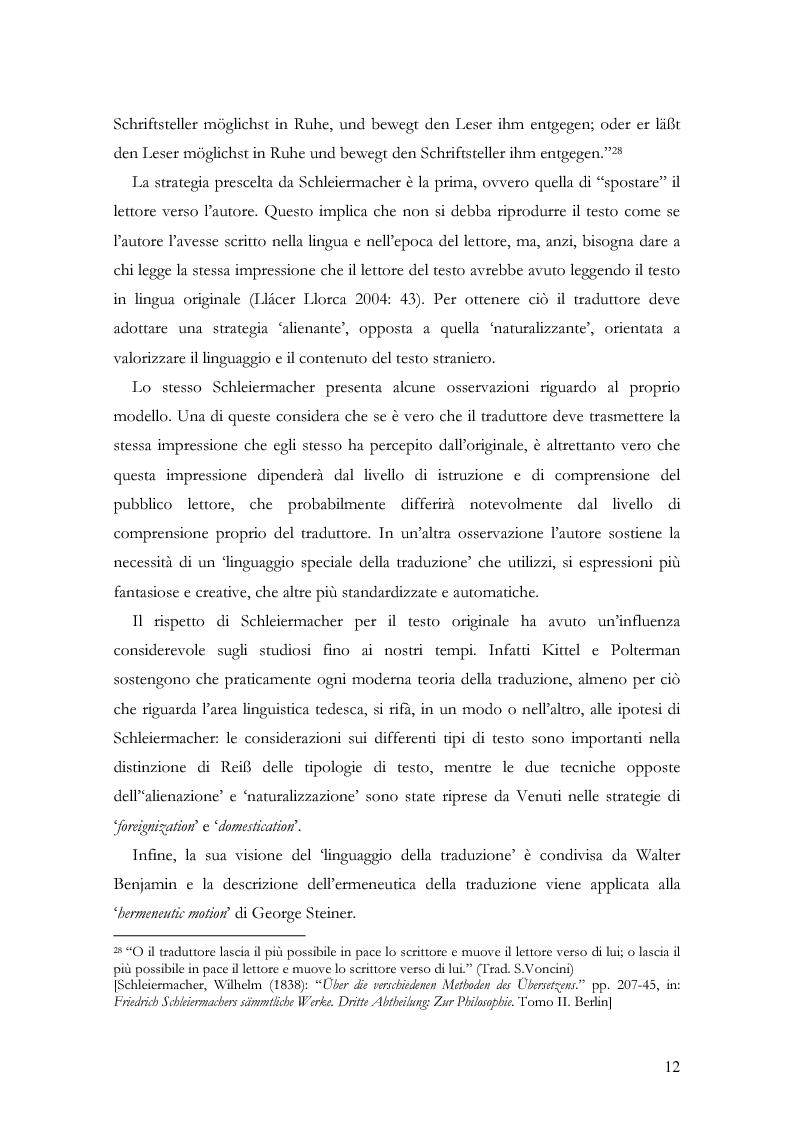 """Anteprima della tesi: Scienza della traduzione e arte del doppiaggio. Analisi contrastiva dell'adattamento italiano per la pellicola """"Los abrazos rotos"""" di Pedro Almodóvar, Pagina 16"""