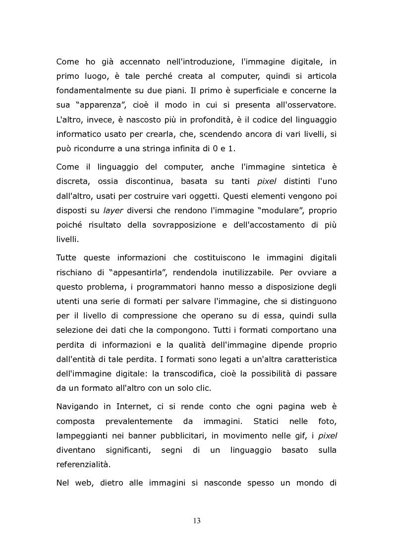 Anteprima della tesi: L'animazione digitale: storia, linguaggi, tecniche, Pagina 13