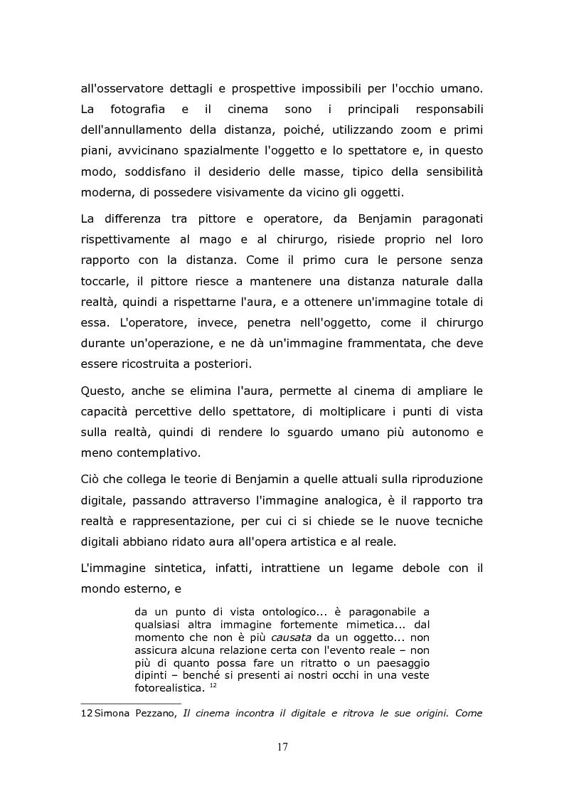 Anteprima della tesi: L'animazione digitale: storia, linguaggi, tecniche, Pagina 17