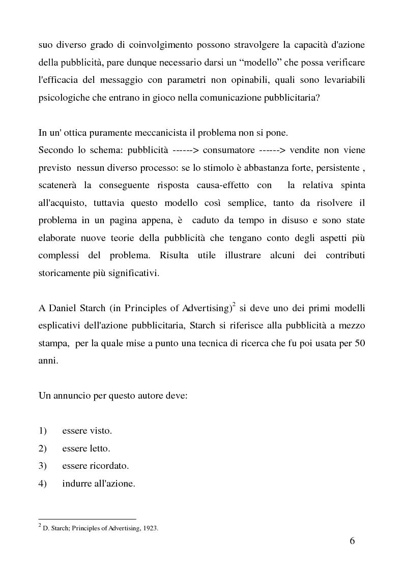 Anteprima della tesi: Presupposizione e Pubblicità, Pagina 3