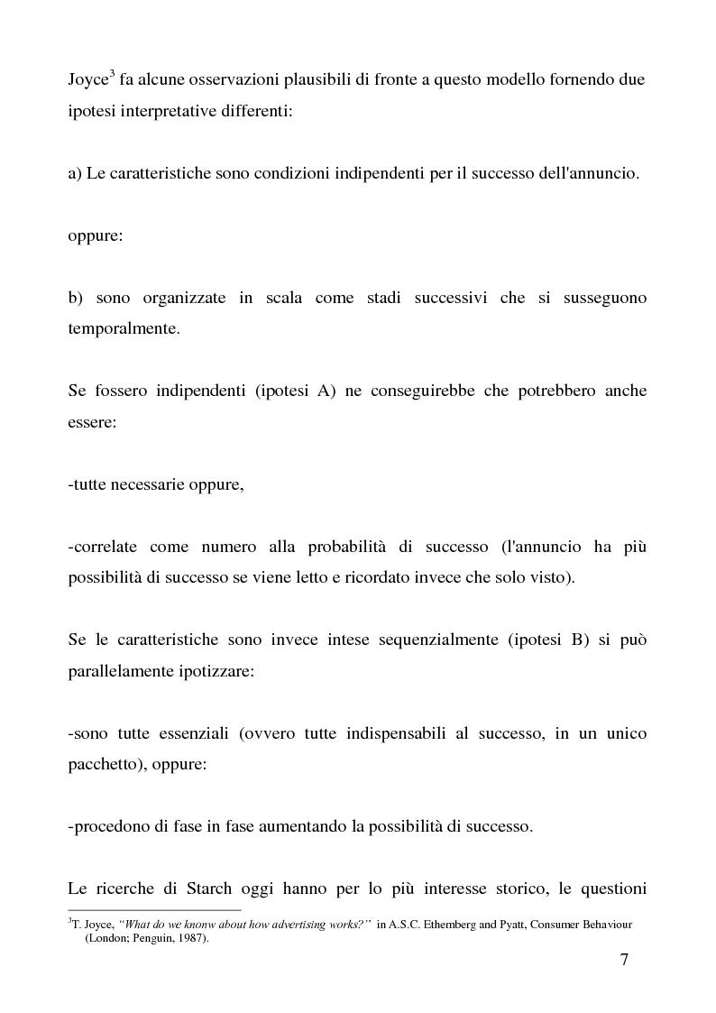 Anteprima della tesi: Presupposizione e Pubblicità, Pagina 4