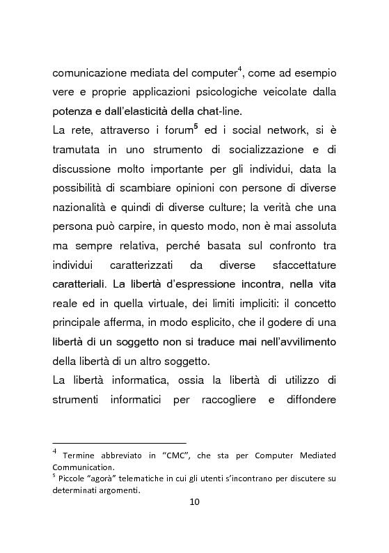 Anteprima della tesi: Giornalismo e social network : l'informazione a due stadi, Pagina 11