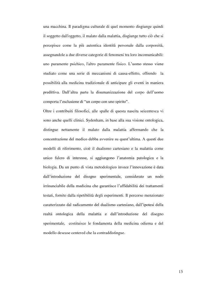 Anteprima della tesi: Modelli teorici e strumenti di analisi della relazione medico-paziente: una proposta di applicazione pratica., Pagina 10