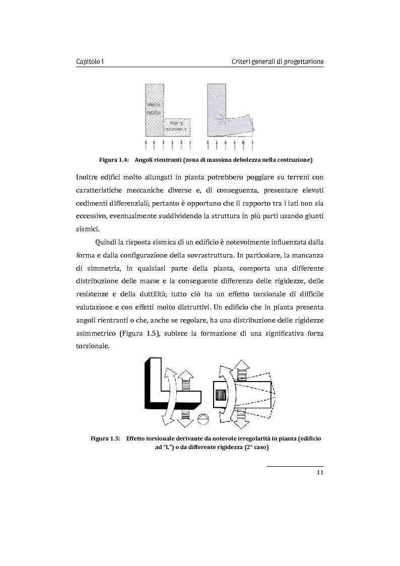 Anteprima della tesi: Applicazione comparata di metodologie per l'analisi sismica di strutture esistenti in cemento armato, Pagina 12