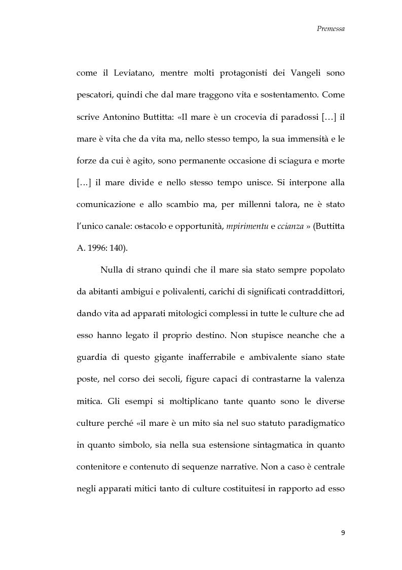 Anteprima della tesi: U Santu Patri: San Francesco da Paola, il padre del mare, Pagina 5