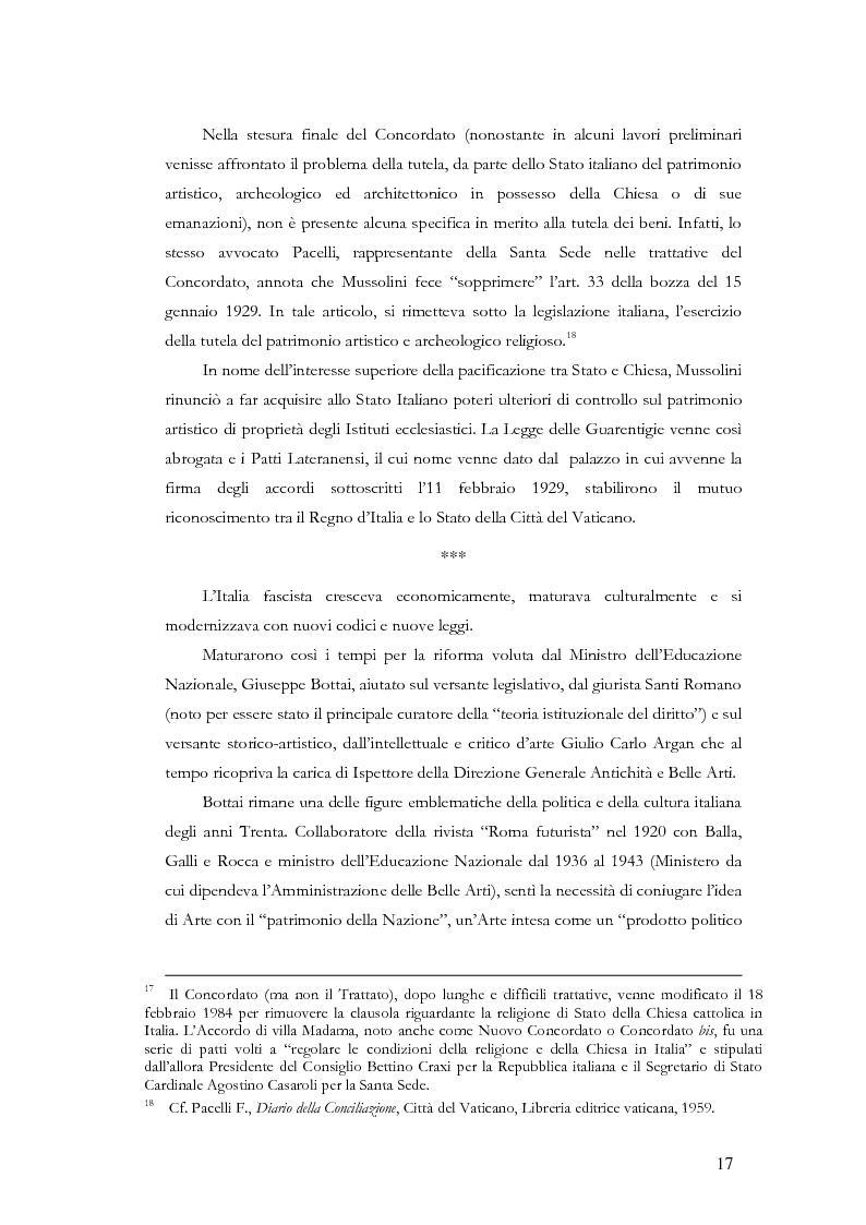 Anteprima della tesi: Il sistema museale in Italia e in Francia: un'analisi giuridica comparata, Pagina 10