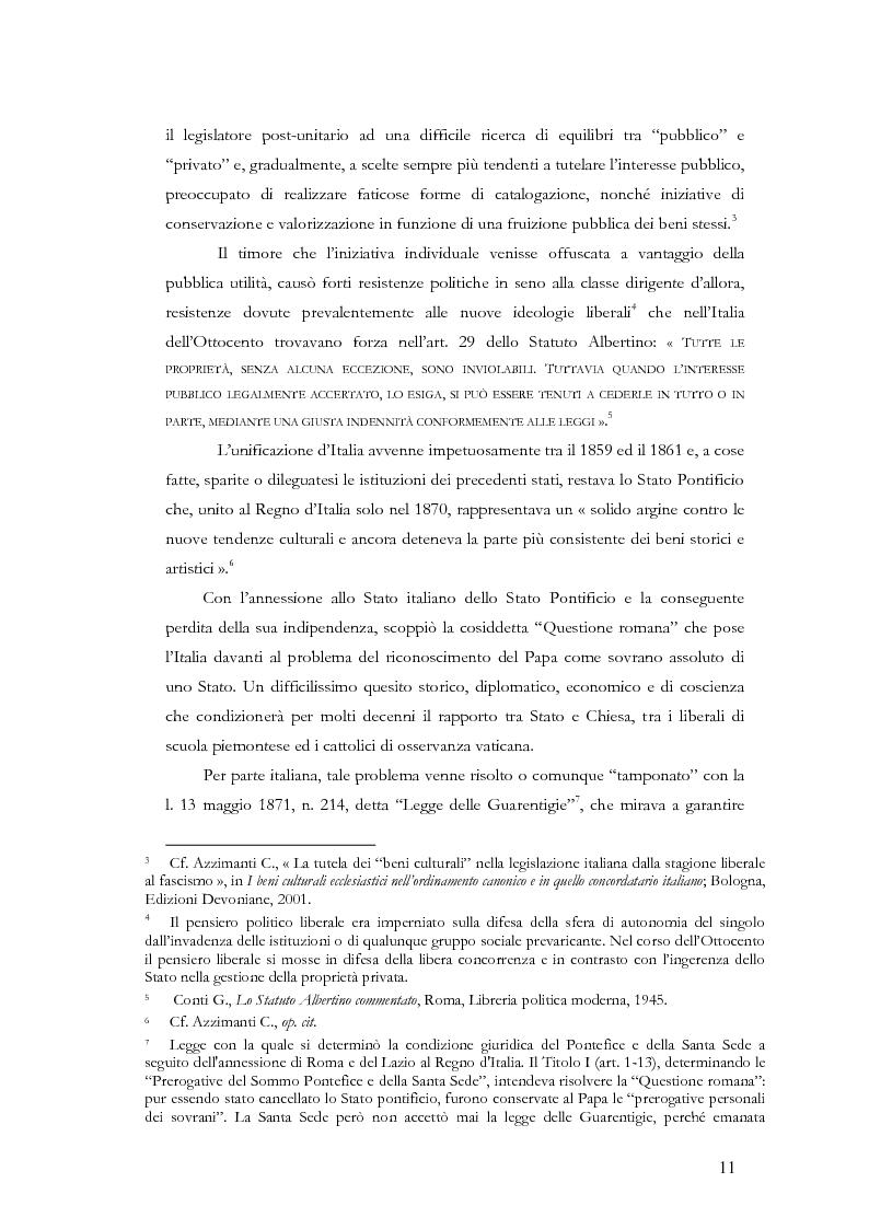 Anteprima della tesi: Il sistema museale in Italia e in Francia: un'analisi giuridica comparata, Pagina 4