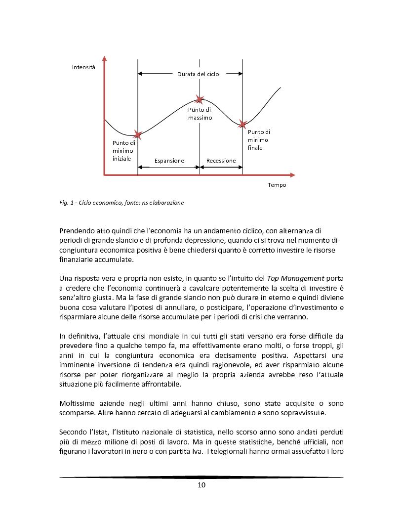 Anteprima della tesi: La motivazione come leva strategica dopo una riorganizzazione aziendale, Pagina 6