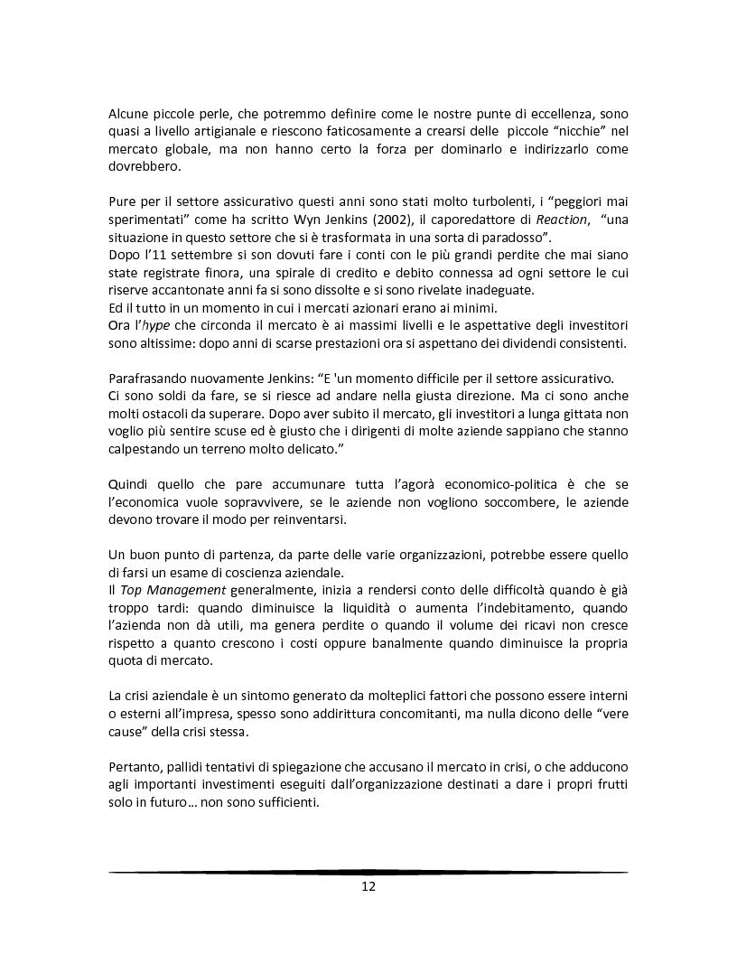 Anteprima della tesi: La motivazione come leva strategica dopo una riorganizzazione aziendale, Pagina 8