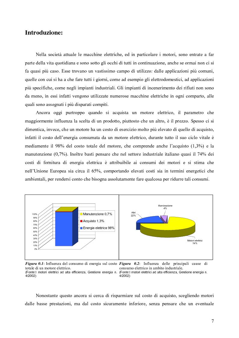 Anteprima della tesi: Rilevamento apparecchiature e consumi elettrici dell'impianto di incenerimento rifiuti sanitari di Roma, Pagina 2