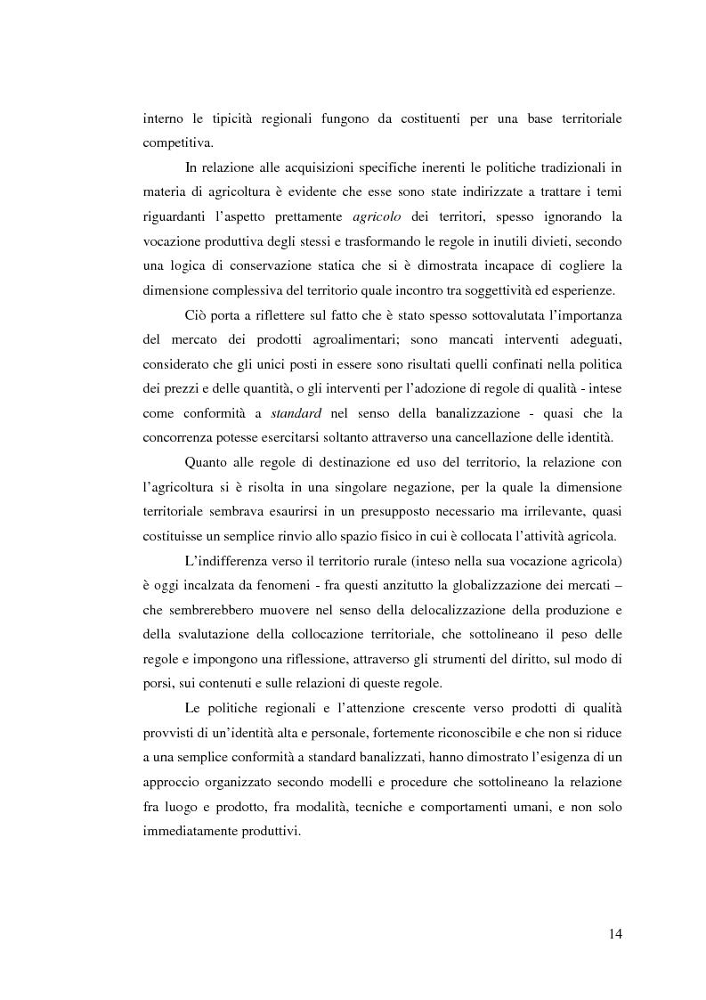 Anteprima della tesi: Vitivinicoltura e innovazione territoriale, Pagina 11