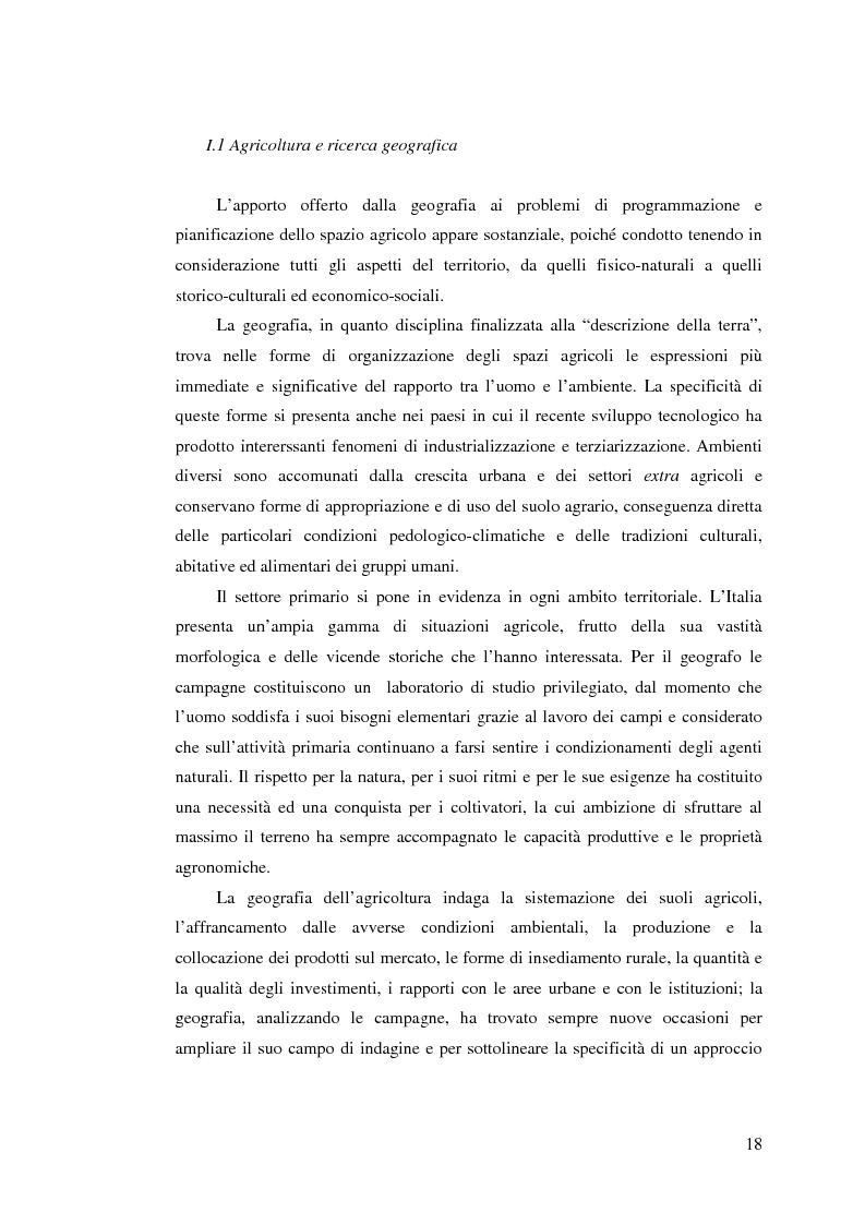 Anteprima della tesi: Vitivinicoltura e innovazione territoriale, Pagina 15