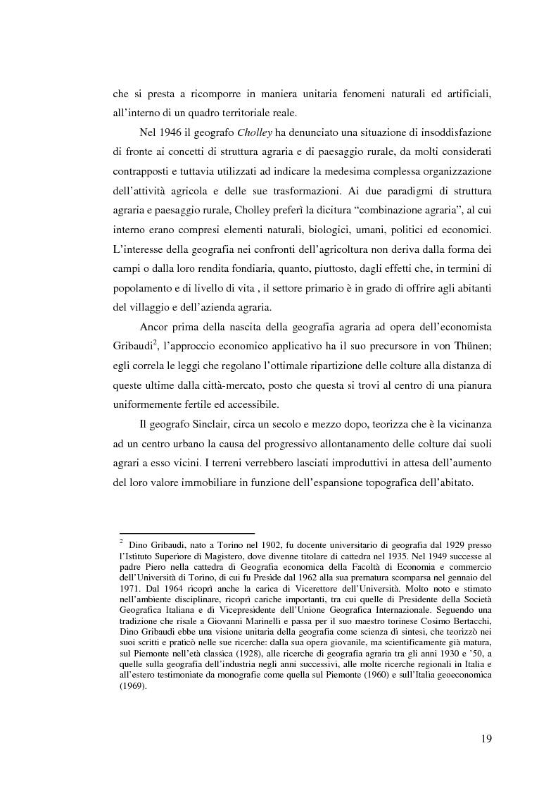 Anteprima della tesi: Vitivinicoltura e innovazione territoriale, Pagina 16
