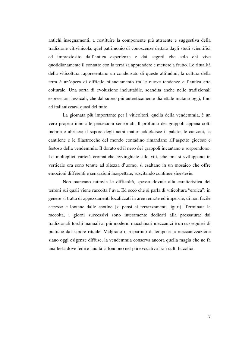 Anteprima della tesi: Vitivinicoltura e innovazione territoriale, Pagina 4